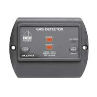 BEP Gas Detector with Solenoid Control Capability