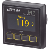 Blue Sea Monitor M2 OLED AC Voltage