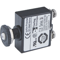 Blue Sea Circuit Breaker Push Button ST 3A