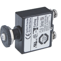 Blue Sea Circuit Breaker Push Button ST 15A