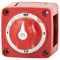 Blue Sea Switch Battery M Selector