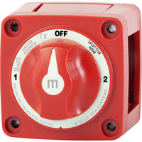 Blue Sea Switch Battery M Selector 3 position