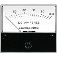 Blue Sea Ammeter DC 0–100A+Shunt