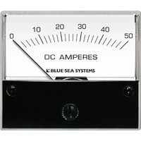 Blue Sea Ammeter DC 0–50A+Shunt