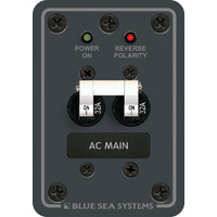 Blue Sea Panel 230VAC Main 32A