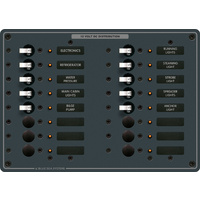 Blue Sea Panel DC 16pos