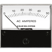 Blue Sea Ammeter AC 0–50A+Coil