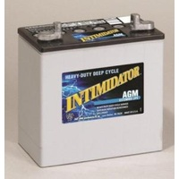 Deka Intimidator 22 12V/55AH AGM Battery