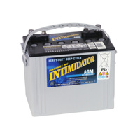 Deka Intimidator 12V/79AH Deep Cycle AGM Battery