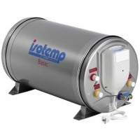 Isotemp 50L Basic Electric Hot Water System with Engine Heat Exchanger and Mixing Valve