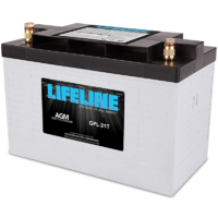 Lifeline AGM GPL-31T 12V/105Ah Deep Cycle Battery