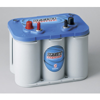 Optima Blue 12V 55AH 750CCA  Cranking/Deep Cycle Battery