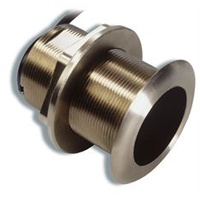 Raymarine Bronze B60 D/T Through Hull with 12º Tilted Element Transducer