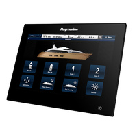 Raymarine gS125 - 12.1 in. Glass Bridge Multifunction Display (6 o'clock Viewing Angle)