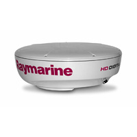 Raymarine 4kW 18in (456mm) HD Color Radome no Cable