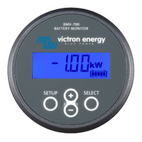Victron Battery Monitor BMV-700 - Grey