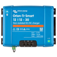 Victron Orion-Tr Smart 12/12-30A (360W) Non-isolated DC-DC charger