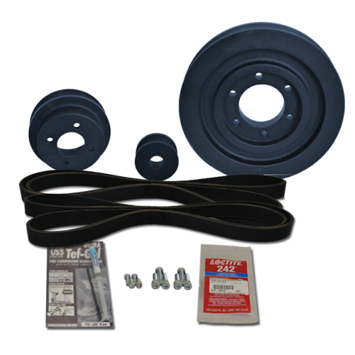 Balmar Pulley Kit, Westerbeke 71, 82