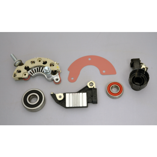 Balmar Offshore Repair Kit, 60 Series, 12v, (incl bearings, brushes, regulator/rectifier)