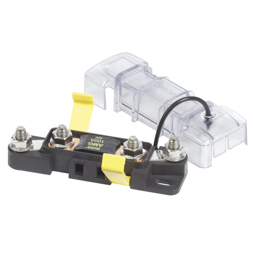 Blue Sea Fuse Block Safety SEA/AMG