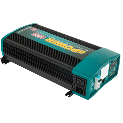 Enerdrive ePOWER 24V to 240V 2000W Pure Sine Wave Inverter with RCD & AC Transfer Switch