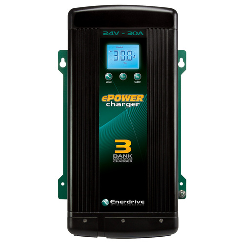 ePOWER 30amp / 24v Smart Charger