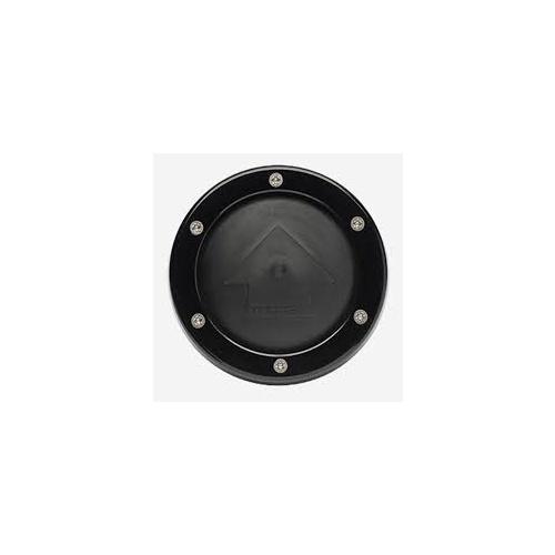 Windlass Deck Footswitch - black synthetic bezel without cover