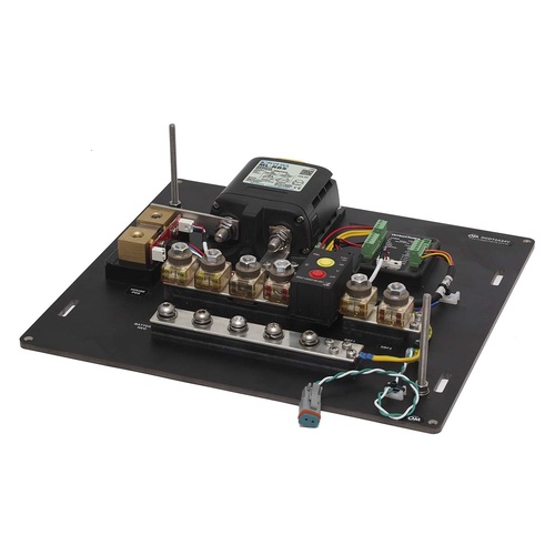 Outback Type 2 Lithium BMS DC Distribution Board