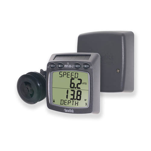 Raymarine Wireless Speed & Depth System with Triducer