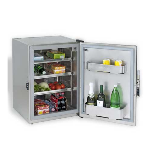 Frigoboat 115 Litre Stainless  Fridge Cabinet with Hidden Evaporator - MS115IN