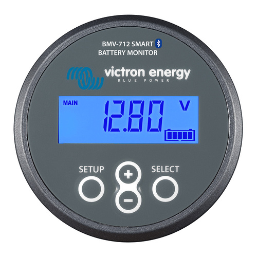 Victron Battery Monitor BMV-712 with Bluetooth - Grey