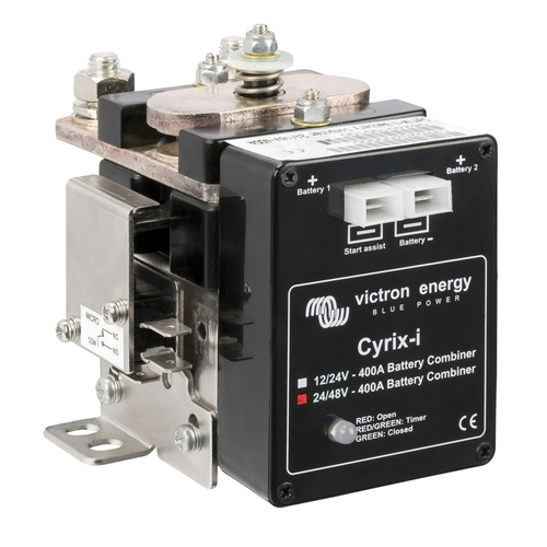 Victron Cyrix-i 24/48V-400A intelligent battery combiner