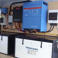 Mobile Off Grid Electrical Systems