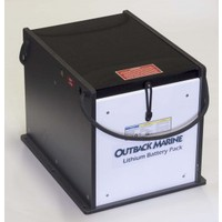 Outback 12/24 Volt Lithium Battery Packs